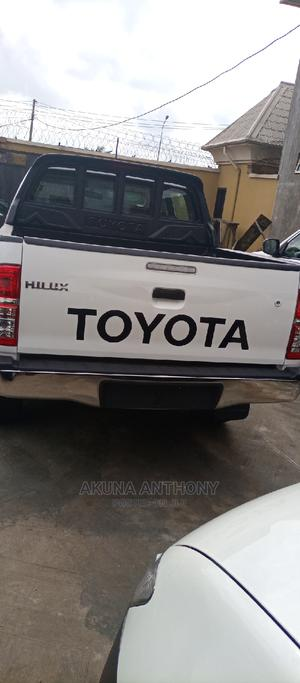 Toyota Hilux 2014 White   Cars for sale in Lagos State, Alimosho