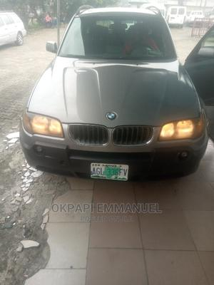 BMW X3 2005 2.5i Gray | Cars for sale in Rivers State, Obio-Akpor