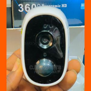 Wifi Wireless Batteries Ip Camera   Security & Surveillance for sale in Lagos State, Ojo