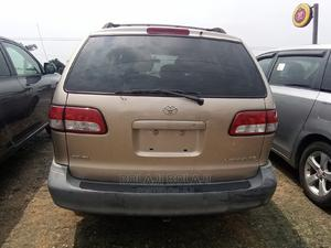 Toyota Sienna 2002 LE Gold | Cars for sale in Rivers State, Port-Harcourt