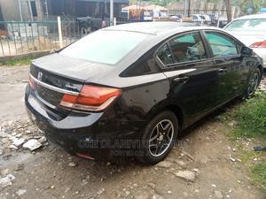 Honda Civic 2014 Black | Cars for sale in Abuja (FCT) State, Garki 2
