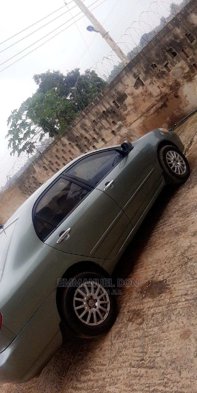 Archive: Toyota Corolla 2003 Sedan Automatic Green