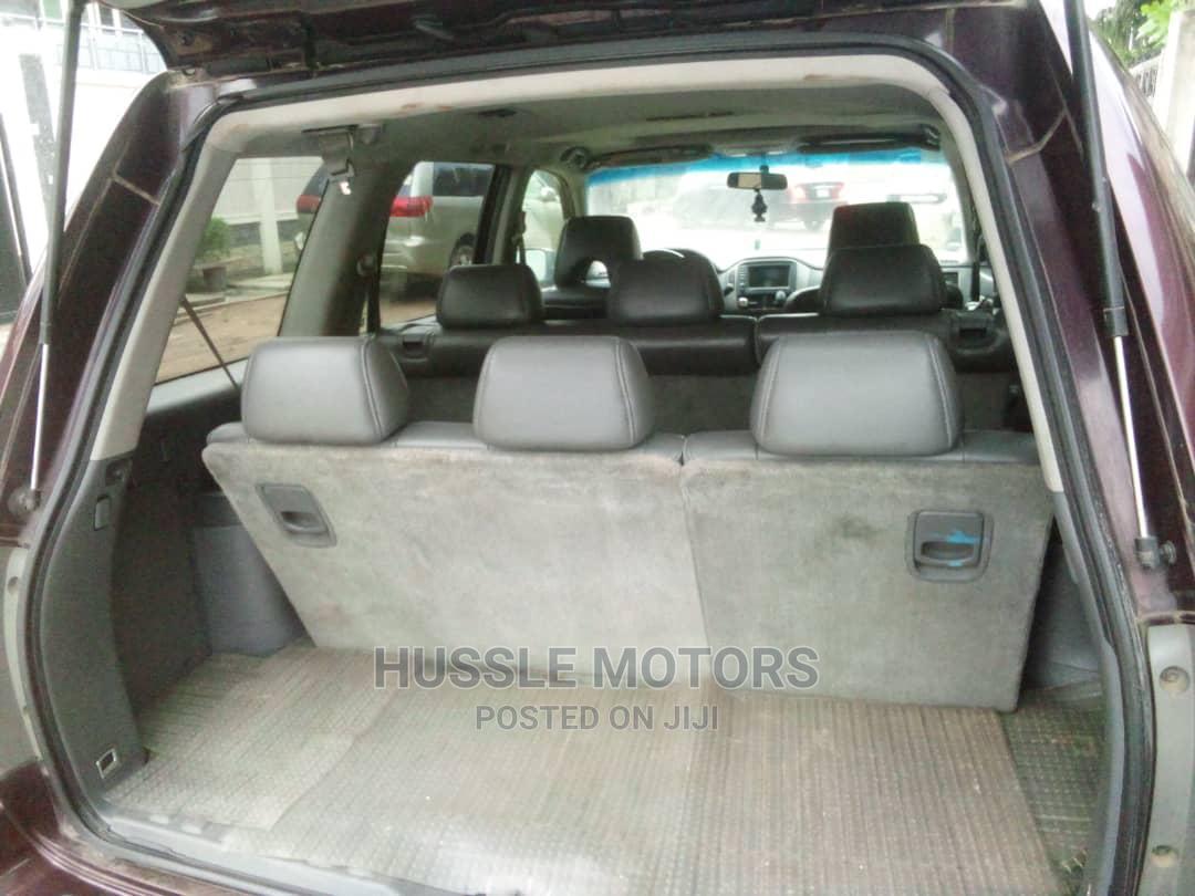 Honda Pilot 2008 EX 4x4 (3.5L 6cyl 5A) Brown | Cars for sale in Apapa, Lagos State, Nigeria