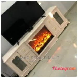 Console Tv Cabinet With Firework | Furniture for sale in Lagos State, Lagos Island (Eko)