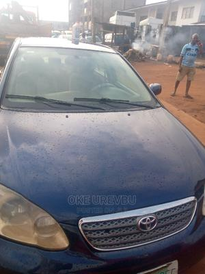 Toyota Corolla 2006 Blue | Cars for sale in Edo State, Egor