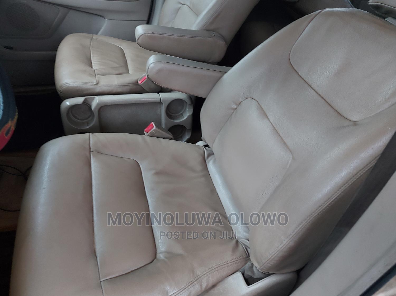Archive: Honda Odyssey 2002 LX Gold