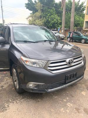 Toyota Highlander 2012 Limited Gray | Cars for sale in Abuja (FCT) State, Gudu
