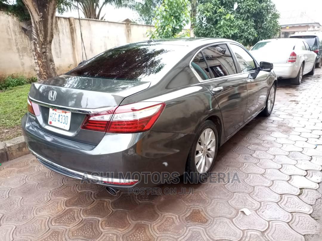 Honda Accord 2014 Gray   Cars for sale in Ijebu Ode, Ogun State, Nigeria