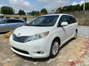 Toyota Sienna 2011 Limited 7 Passenger White | Cars for sale in Lagos State, Ikeja