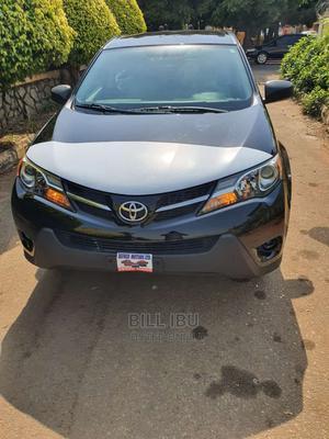 Toyota RAV4 2014 Black | Cars for sale in Abuja (FCT) State, Lokogoma