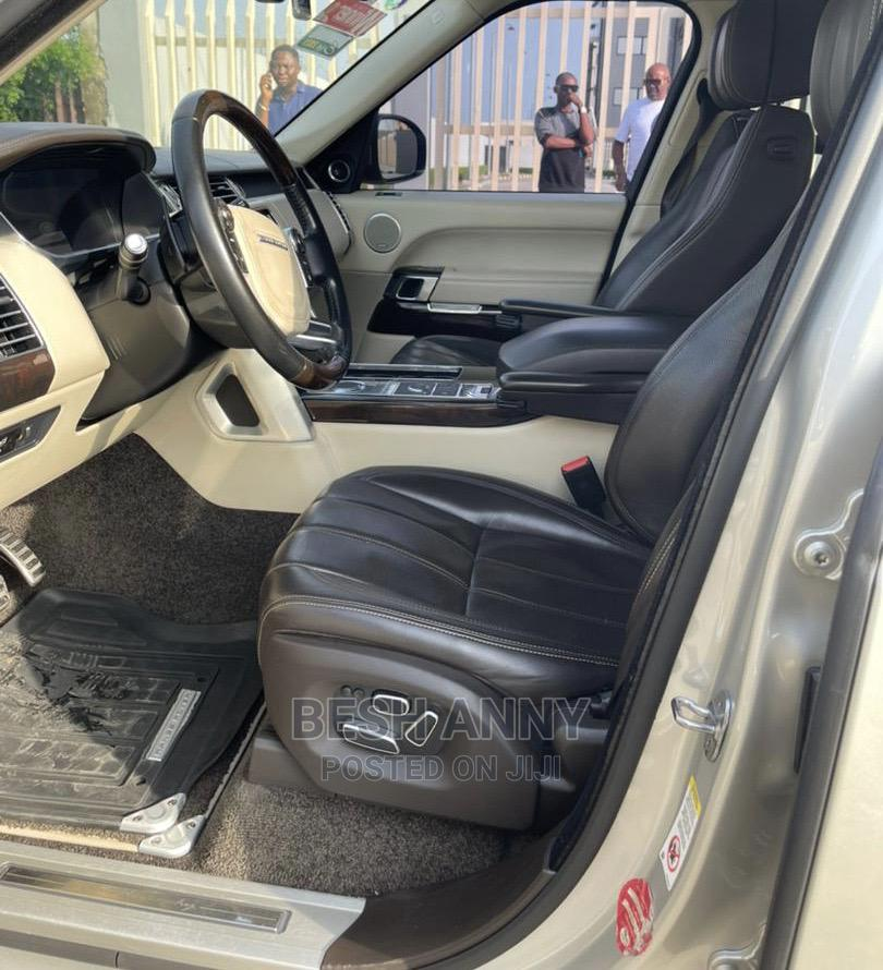 Land Rover Range Rover 2014 Gold | Cars for sale in Ajah, Lagos State, Nigeria