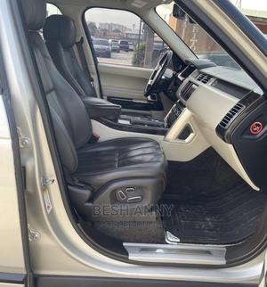 Land Rover Range Rover 2014 Gold | Cars for sale in Lagos State, Ajah