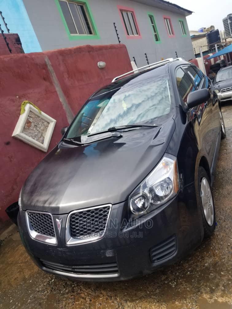 Archive: Pontiac Vibe 2009 1.8L Gray
