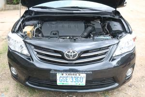 Toyota Corolla 2010 Black | Cars for sale in Lagos State, Abule Egba