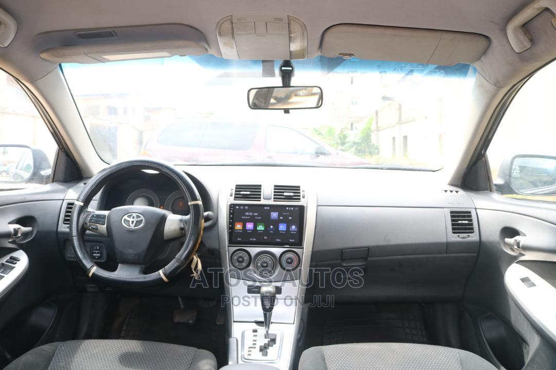 Toyota Corolla 2010 Black | Cars for sale in Abule Egba, Lagos State, Nigeria