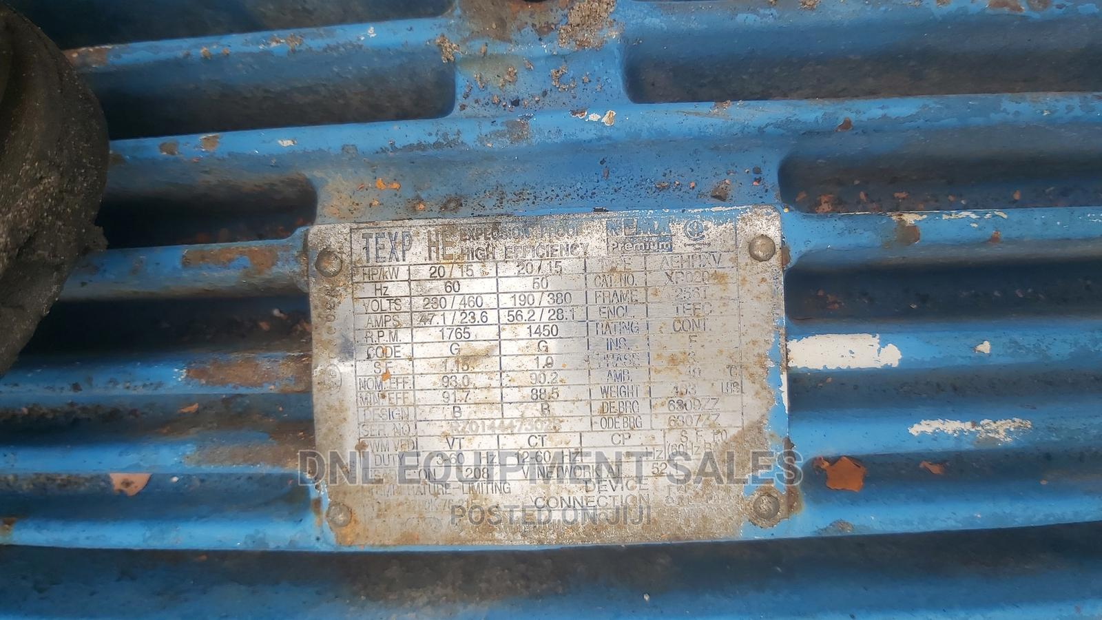 15kw/20hp 50/60hz Electric Motor   Manufacturing Equipment for sale in Port-Harcourt, Rivers State, Nigeria