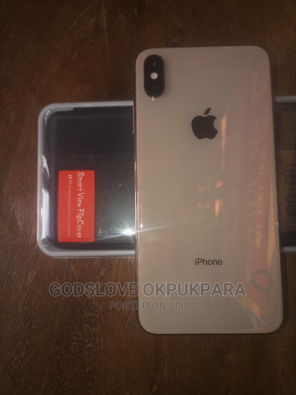 Apple iPhone XS Max 512 GB Gold   Mobile Phones for sale in Wuse, Abuja (FCT) State, Nigeria