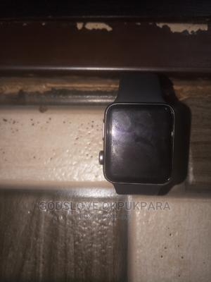 Apple Wrist Watch Series 3 | Smart Watches & Trackers for sale in Abuja (FCT) State, Wuse