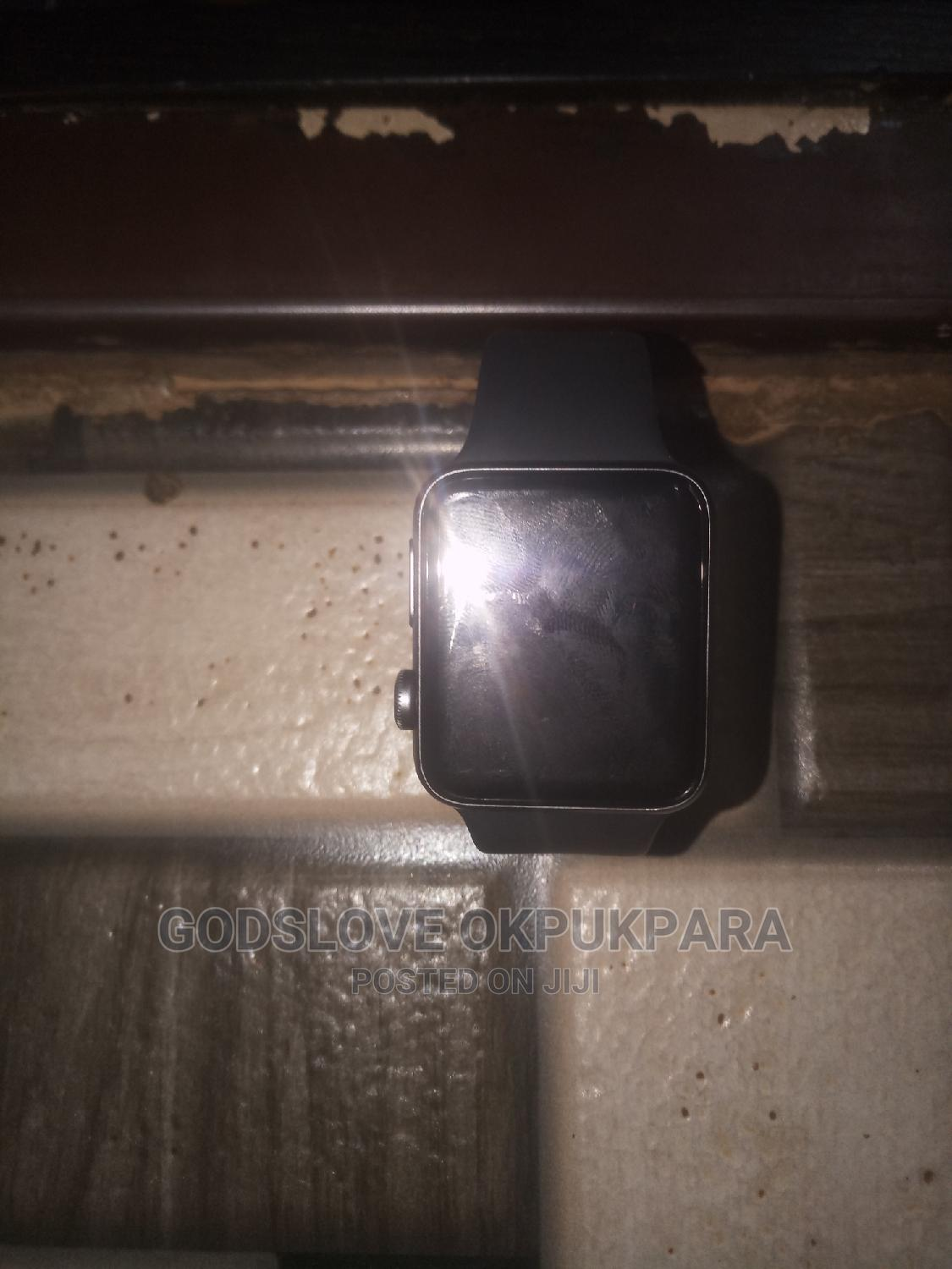 Apple Wrist Watch Series 3   Smart Watches & Trackers for sale in Wuse, Abuja (FCT) State, Nigeria