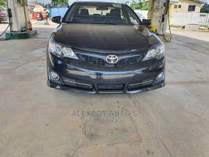 Toyota Camry 2012 Black | Cars for sale in Osun State, Osogbo