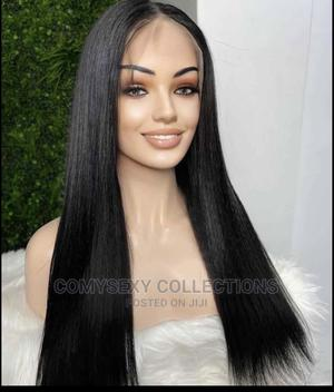 22 Inches Frontal Wig   Hair Beauty for sale in Lagos State, Isolo