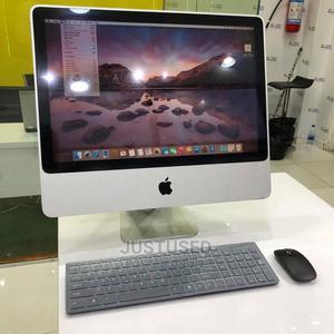 Desktop Computer Apple iMac 4GB Intel Core 2 Duo 500GB | Laptops & Computers for sale in Lagos State, Ikeja