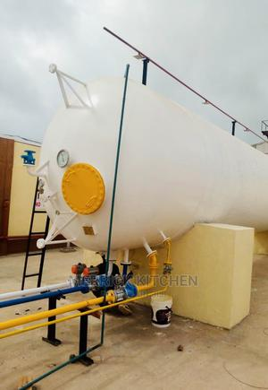 25tons Gas Plant Full Installation | Manufacturing Equipment for sale in Lagos State, Lagos Island (Eko)