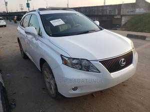 Lexus RX 2012 350 AWD White | Cars for sale in Lagos State, Yaba