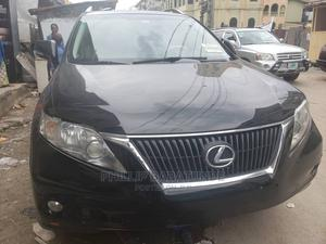 Lexus RX 2012 350 AWD Black   Cars for sale in Lagos State, Yaba
