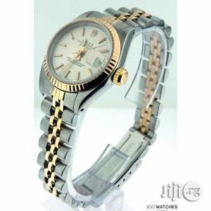 Rolex Silver & Gold Wristwatch | Watches for sale in Lagos State, Surulere