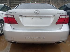 Lexus LS 2006 430 Silver   Cars for sale in Lagos State, Alimosho