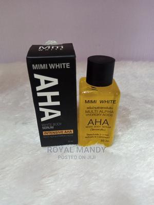 Mimi White AHA Body Serum   Skin Care for sale in Lagos State, Lekki