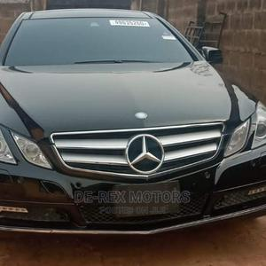 Mercedes-Benz E350 2013 Black | Cars for sale in Imo State, Owerri