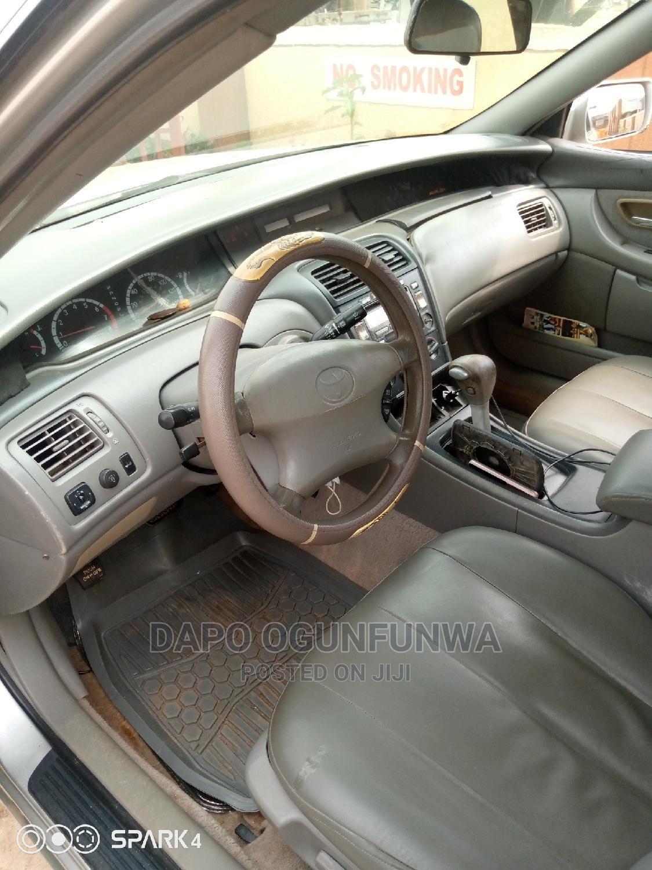 Archive: Toyota Avalon 2004 XL Silver
