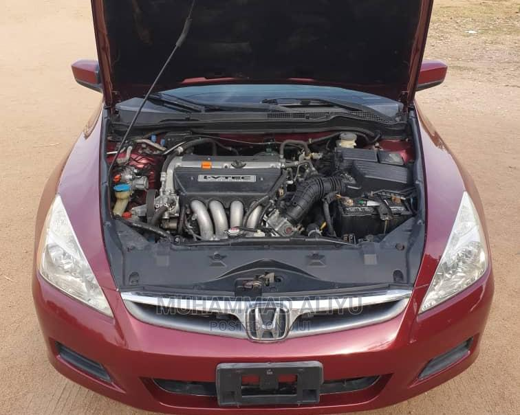 Archive: Honda Accord 2006 Red