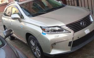 Lexus RX 2014 350 AWD Beige   Cars for sale in Lagos State, Surulere