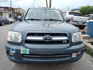Toyota Sequoia 2005 Blue | Cars for sale in Lagos State, Ojota