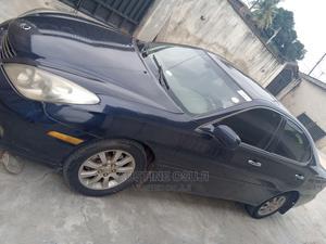 Lexus ES 2002 300 Blue | Cars for sale in Lagos State, Ikorodu