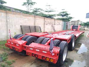 100 Ton, Front Loader, Double Axle, Lowbed for Sale | Trucks & Trailers for sale in Rivers State, Port-Harcourt