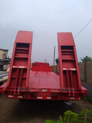 70 Ton Back Loader Lowbed for Sale | Trucks & Trailers for sale in Rivers State, Port-Harcourt