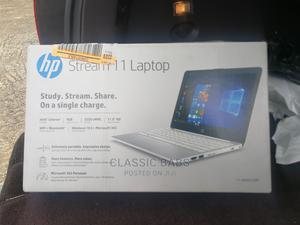 New Laptop HP Stream Laptop 4GB Intel Celeron 32GB   Laptops & Computers for sale in Lagos State, Ikeja