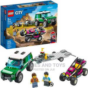 Lego City Race Buggy Transport 60288 Building Kit 210 Pieces | Toys for sale in Lagos State, Ogudu