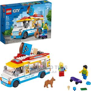 Lego City Ice-Cream Truck 60253 Building Kit (200 Pieces) | Toys for sale in Lagos State, Ogudu