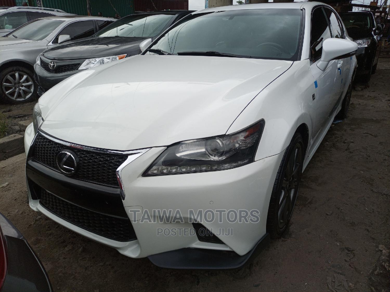 Archive: Lexus GS 2015 350 4WD White