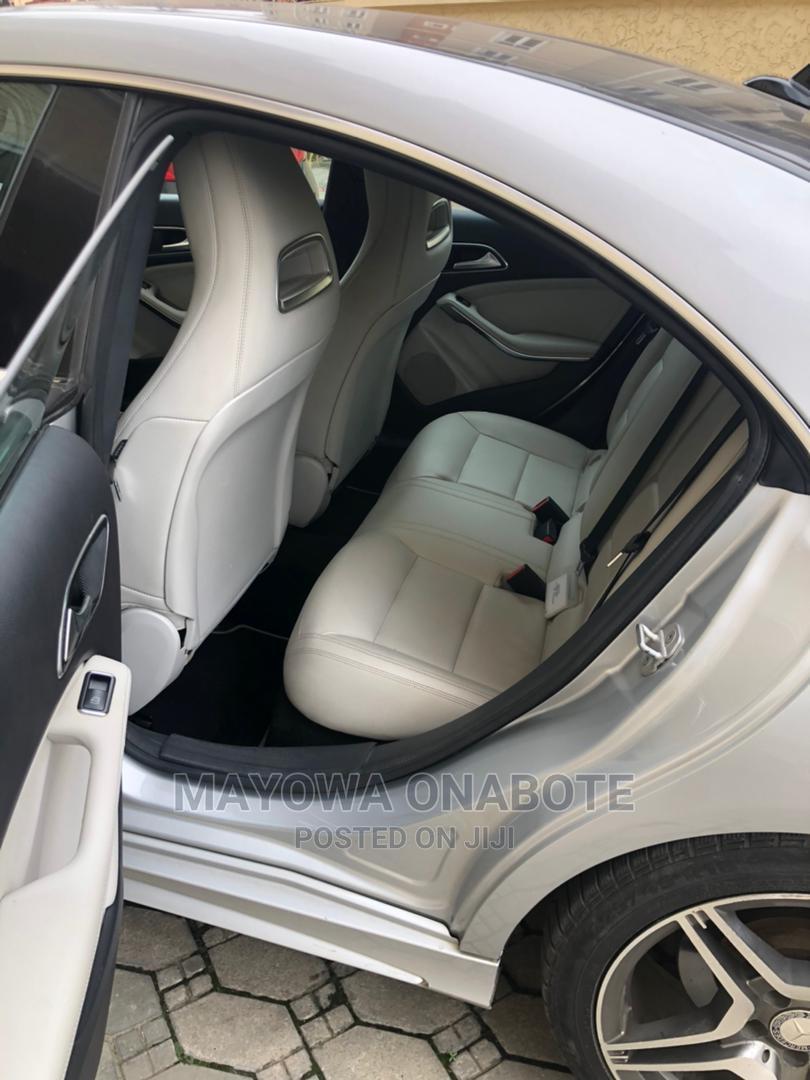 Archive: Mercedes-Benz CLA-Class 2014 Silver