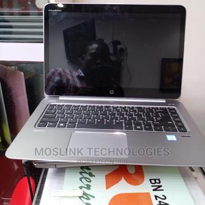 Laptop HP EliteBook 1040 4GB Intel Core I5 SSD 500GB   Laptops & Computers for sale in Lagos State, Ikeja