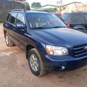 Toyota Highlander 2005 Blue | Cars for sale in Lagos State, Ikorodu