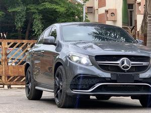 Mercedes-Benz GLE-Class 2018 Gray | Cars for sale in Abuja (FCT) State, Central Business District