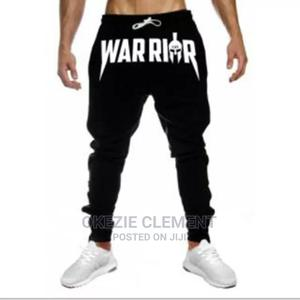Men's Leisure Jogging Pants Fitness Joggers Running Pant   Clothing for sale in Lagos State, Surulere