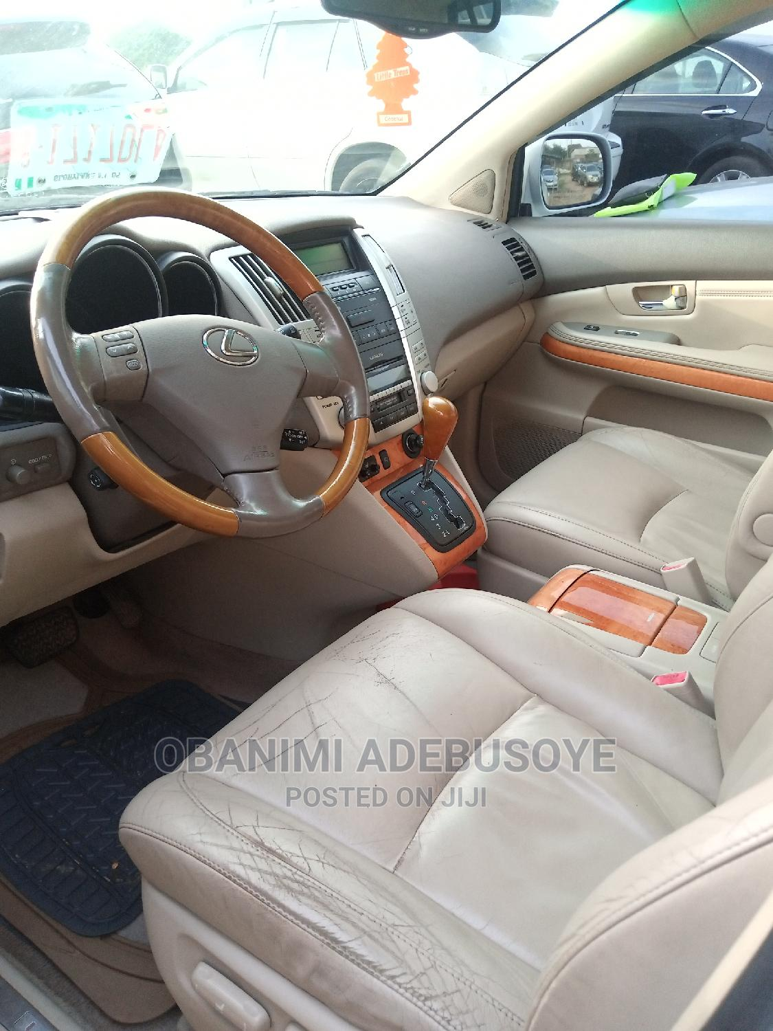 Lexus RX 2004 White | Cars for sale in Alimosho, Lagos State, Nigeria
